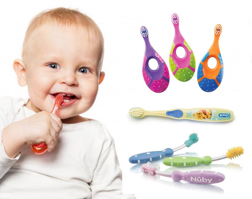 higiena dziąseł 6 miesięcy